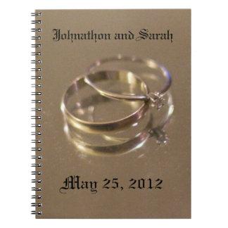 El casarse firma adentro el libro libreta