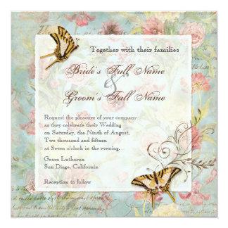 El casarse floral subió Peony de las flores del Anuncios Personalizados