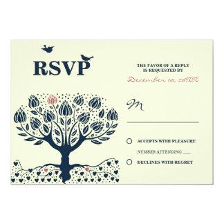 El casarse floreciente del árbol de amor refwi1