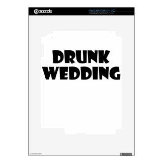 el casarse iPad 2 skins
