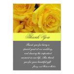 el casarse le agradece las flores del rosa comunicado