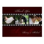 El casarse le agradece que las postales insertan