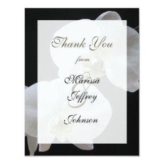 El casarse le agradece tarjeta de la invitación --
