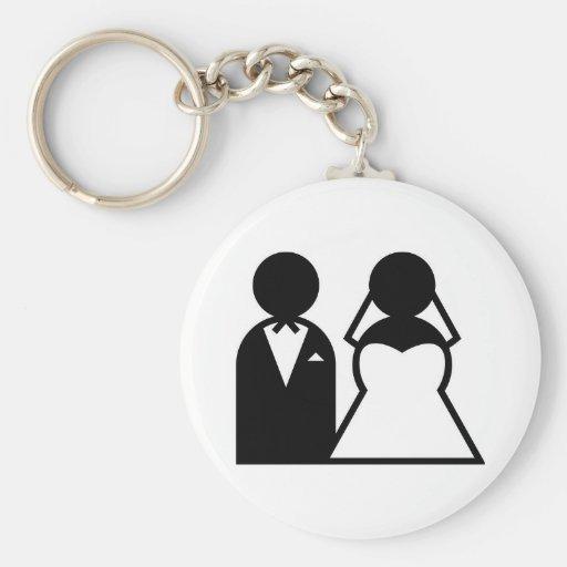 el casarse llavero