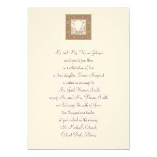 El casarse poner crema de Lotus de la flor Comunicado Personal