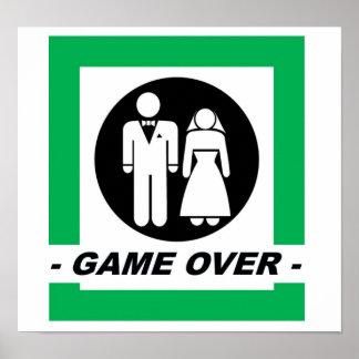 el casarse por completo posters