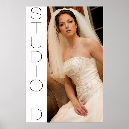 El casarse póster