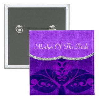 El casarse púrpura de las tonalidades del remolino