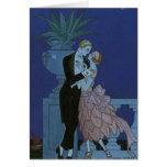 El casarse romántico de los recienes casados del a