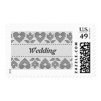 El casarse sello