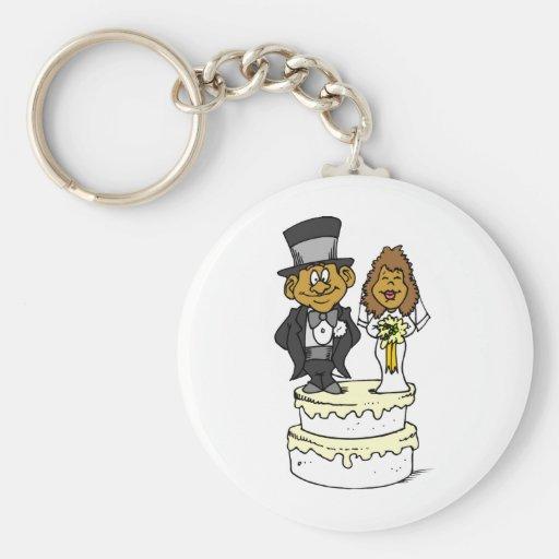 El casarse suministra 34 llavero personalizado