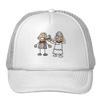El casarse suministra 49 gorras de camionero