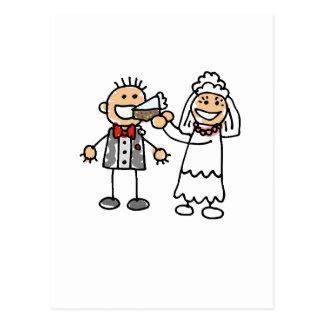 El casarse suministra 49 tarjetas postales