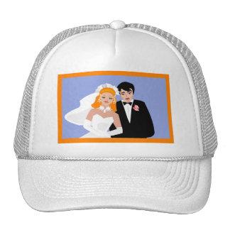 El casarse suministra 4 gorra