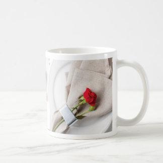 el casarse taza de café