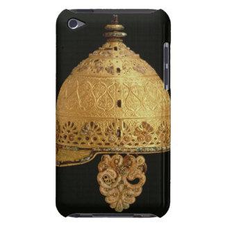 El casco céltico encontró en Agris, Charante, 4to Barely There iPod Protector