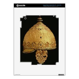 El casco céltico encontró en Agris, Charante, 4to  Pegatinas Skins Para iPad 3