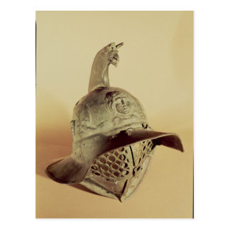 El casco del gladiador de Thracian Postal