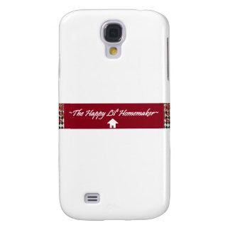 El casero feliz de Lil Funda Para Samsung Galaxy S4