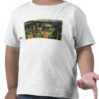 El casino de 21 clubs, frontera pasada del hotel camiseta
