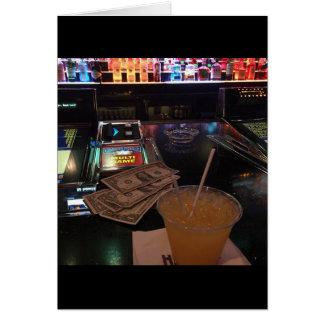 El casino tarjeta pequeña