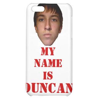 el caso 2010 del iPhone 4, mi nombre es Duncan