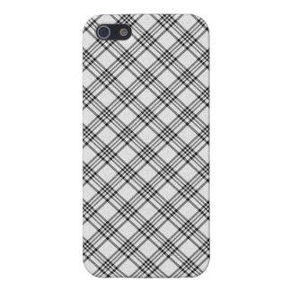 """el caso """"Black&White"""" del iPhone 5 ajustó Var02c iPhone 5 Carcasa"""