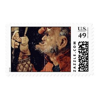 El caso de Cristo bajo detalle cruzado por Grüne Sellos