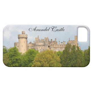 El caso de encargo del iphone 5 del castillo de Ar iPhone 5 Fundas