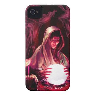 El caso de IPhone 4 de la hija de los adivinos Case-Mate iPhone 4 Funda