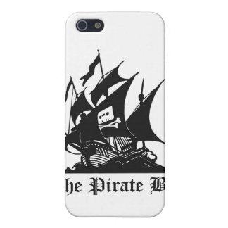 El caso de Iphone de la bahía del pirata iPhone 5 Cárcasa