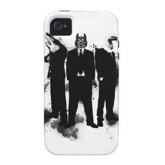 El caso de los profesionales iPhone 4 fundas