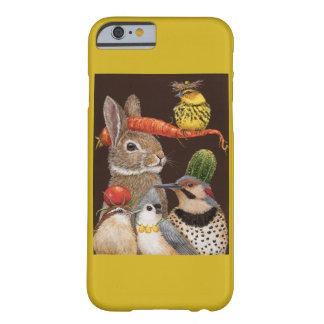 El caso del fiesta iPhone6/6s de la cosecha Funda Barely There iPhone 6