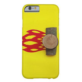 EL CASO DEL FUEGO IPHONE 6/6 S FUNDA PARA iPhone 6 BARELY THERE