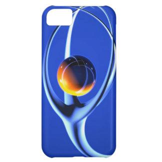 El caso del gimnasta para el Iphone 5 Funda iPhone 5C