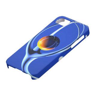 El caso del gimnasta para el Iphone 5 Funda Para iPhone SE/5/5s