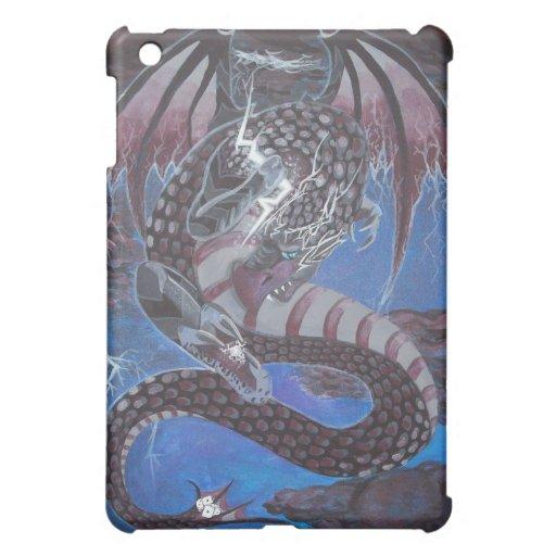 El caso del iPad de la fantasía del dragón del rel