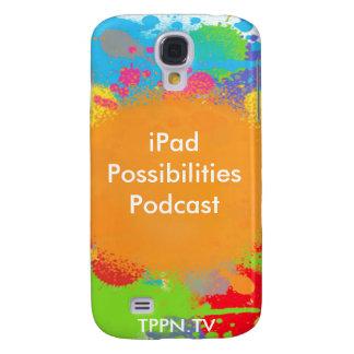 El caso del iPhone 3G/3GS del IPP del funcionario Funda Para Galaxy S4