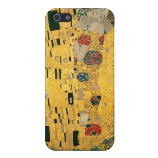 El caso del iPhone 4/4S de la bella arte del beso iPhone 5 Carcasas