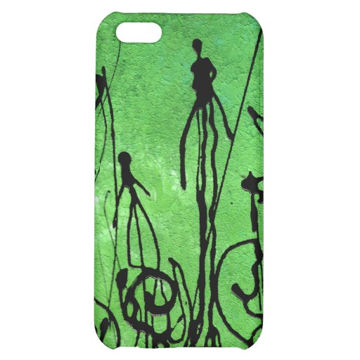 El caso del iPhone 4/4S de la gente del bosque