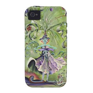 El caso del iphone 4/4S del cantante Case-Mate iPhone 4 Carcasas