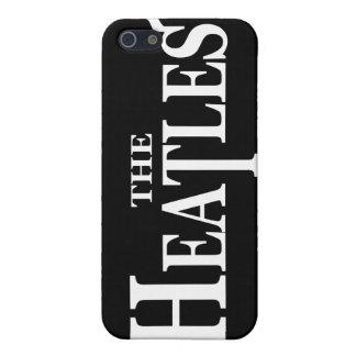 El caso del iPhone 4 de Heatles iPhone 5 Cobertura