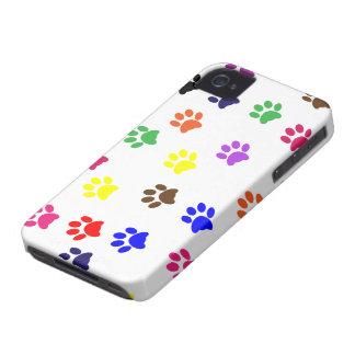 El caso del iphone 4 de la diversión del mascota d iPhone 4 Case-Mate fundas