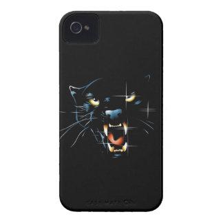 El caso del iPhone 4 del acosador de la noche Case-Mate iPhone 4 Carcasas