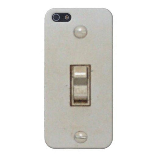 el caso del iPhone 4 es una vuelta en (o apagado) iPhone 5 Carcasa