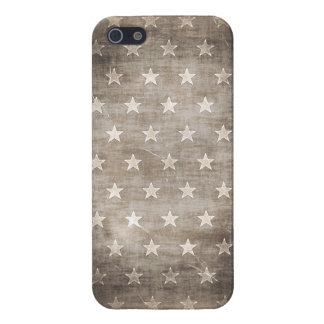 El caso del iPhone 5 de la bandera americana con G iPhone 5 Fundas