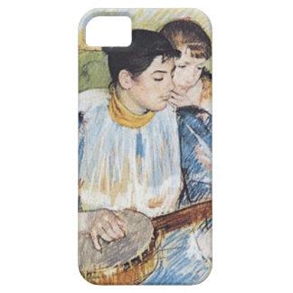 El caso del iPhone 5 de la lección del banjo iPhone 5 Case-Mate Carcasas