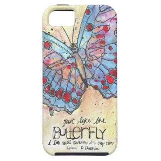 El caso del iPhone 5 de la mariposa