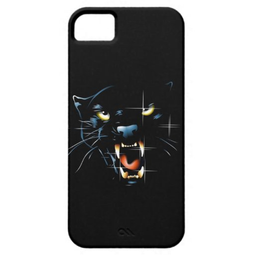 El caso del iPhone 5 del acosador de la noche iPhone 5 Cárcasa