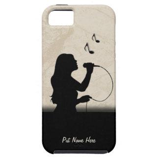 El caso del iPhone 5 del cantante personaliza iPhone 5 Case-Mate Cobertura